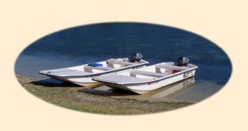 skiff power boat rental